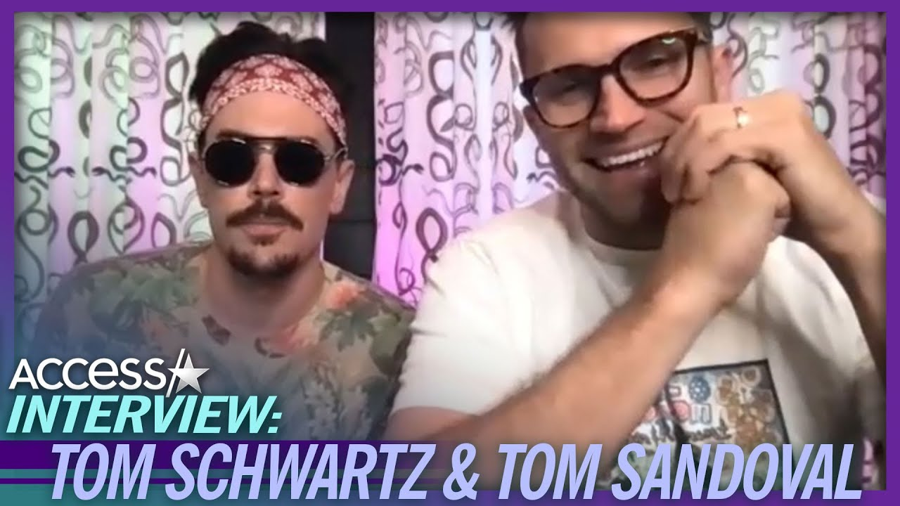 'Vanderpump Rules': Tom & Tom Say This Season Is Better w/ Smaller Cast