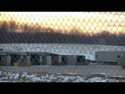CRYOGENIC PLANT(Natural Gas Processing Facility) NEW MIDDLETOWN VILLAGE OHIO Pt. 1