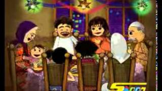 nasheed welcome ramadan animated for kids اغنية اهلا اهلا يارمضان