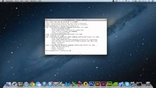 How to IPCONFIG on Apple Mac OS X [HD][Guide][Tutorial]