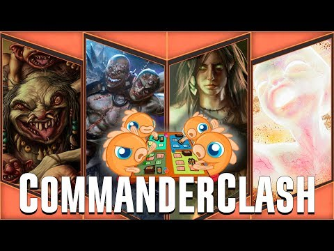 Commander Clash S4 Episode 1: Anything Goes