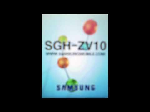 Samsung SGH ZV10 - Solid Music
