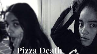 Pizza Death;scary movie parody