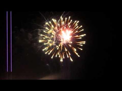 Bakersfield Raceway Fireworks Show