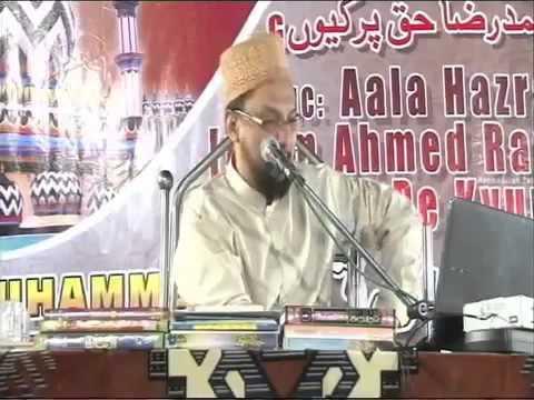 Sunni barelvi takrir maslake Alahajrat zindabad(1)