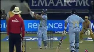 Video INDIA v AUSTRALIA HIGHLIGHTS ICC World Twenty20, 2nd Semi Final Sep 22, 2007   YouTube 360p download MP3, 3GP, MP4, WEBM, AVI, FLV Desember 2017