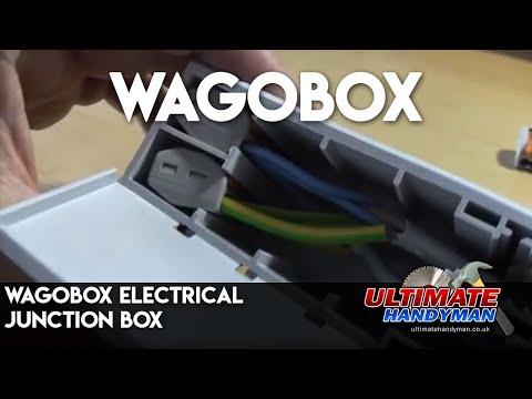 wagobox electrical junction box - Ultimate Handyman DIY tips