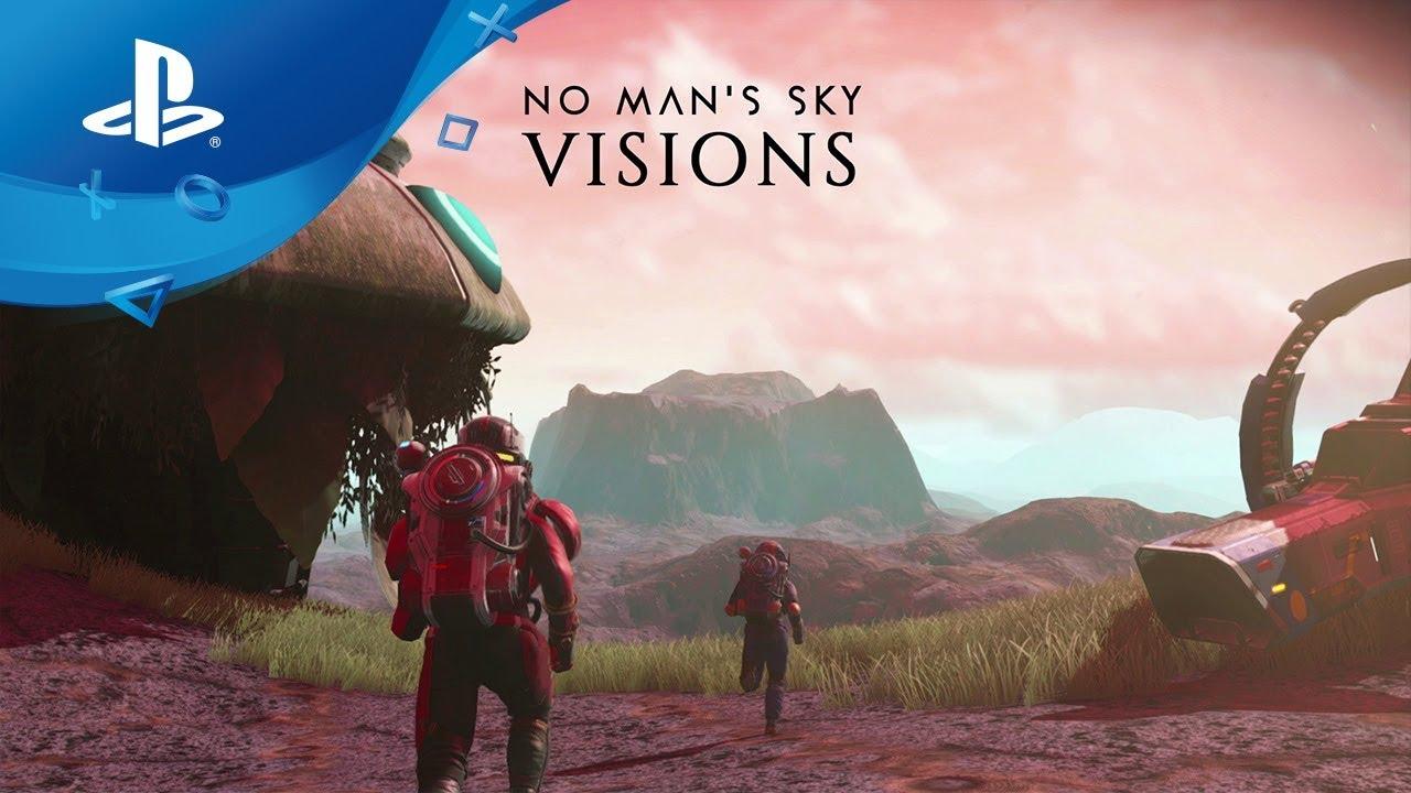 Visions Trailer Deutsch