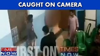 Caught On Camera: TMC Student Leader Assaults Girl Student In West Bengal College