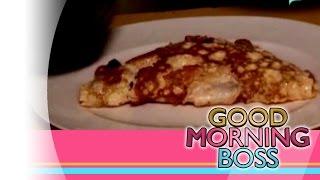 [Good Morning Boss] Juan Life food: Mushroom Omelette [09 24 15]