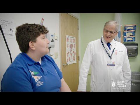 Caregiver Profile: Joseph G. Borer, MD | Boston Children's Hospital
