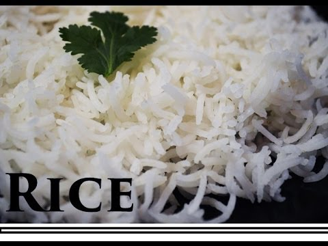 Healthy way to cook Plain Rice. Perfect Fluffy Rice recipe by Chawla's Kitchen