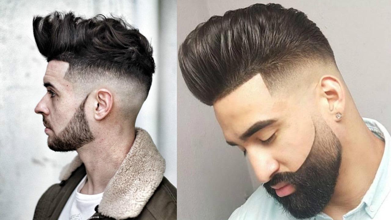 hottest hairstyles men