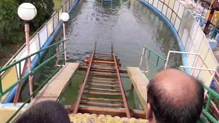 Water chute at nicco park