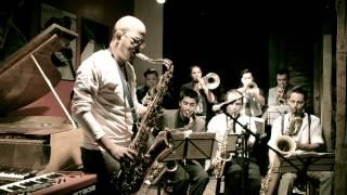 Santiago Downbeat- Frankenstein Ska (feat Andrés Pérez. )