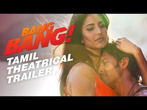BANG BANG! Theatrical Trailer (Tamil) | Hrithik Roshan & Katrina Kaif