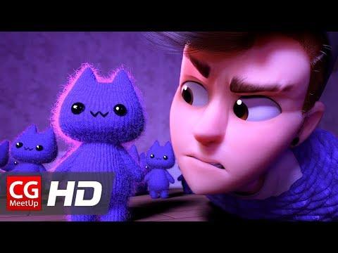 "CGI Animated Short Film: ""Knitcromancer"" by Allison Rossi, Becky Seamans, Ida Zhu   CGMeetup"