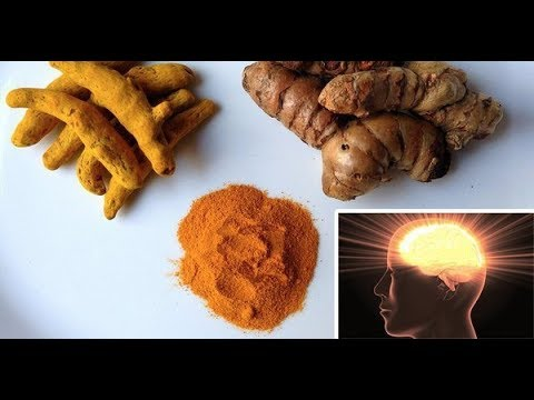 How to Regenerate Your Brain with Turmeric !! | All about your Health