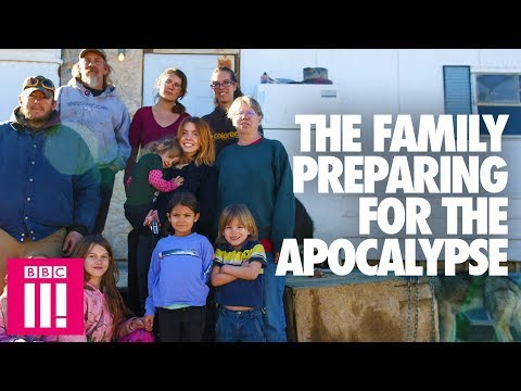 Meet The Family Preparing For The Apocalypse | Stacey Dooley Investigates Preppers