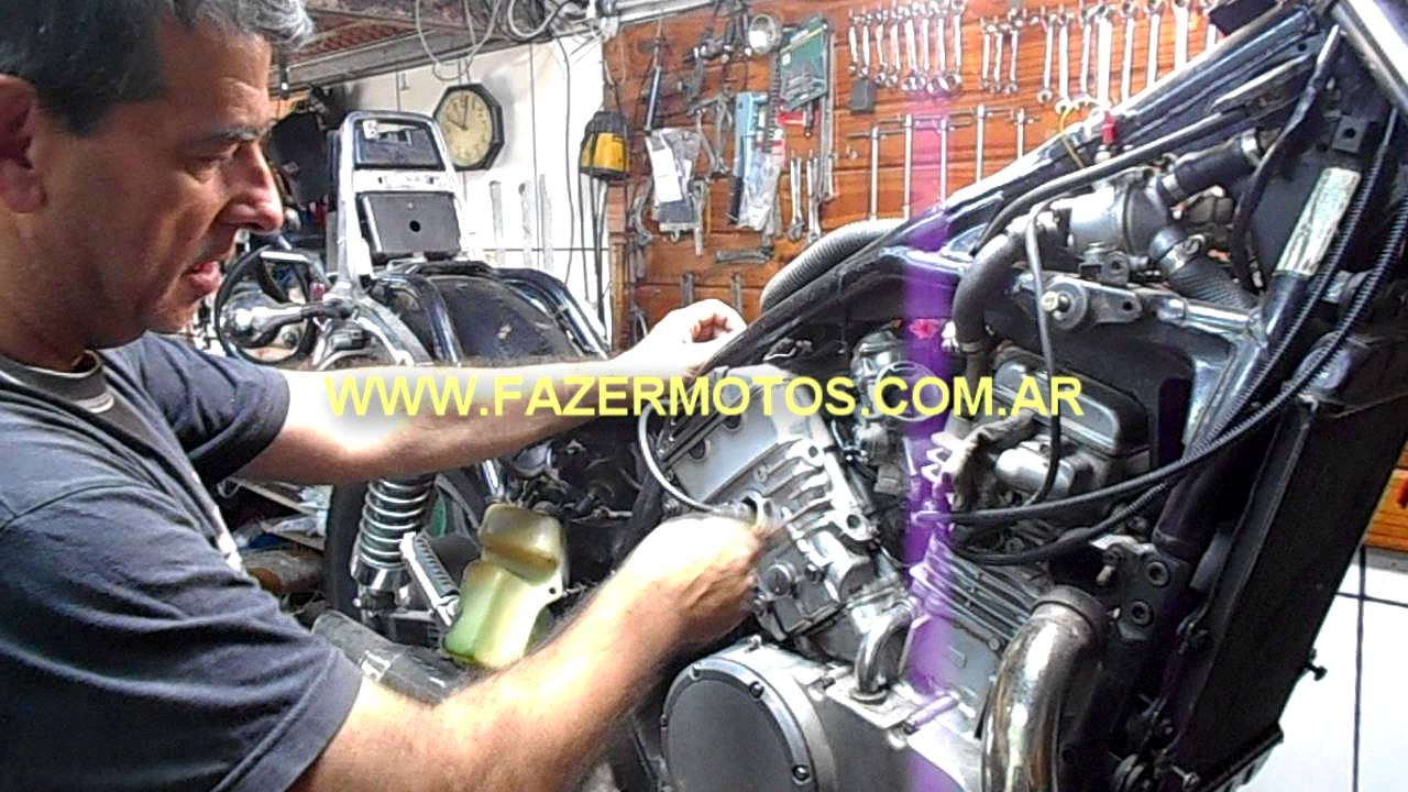 Explicando el típico problema en las Kawasaki Vulcan VN 750