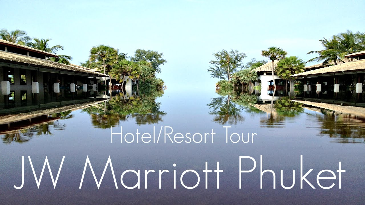 Hotel Jw Marriott Phuket Resort And Spa