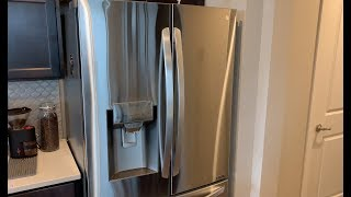 Lg French Door Counter Depth Refrigerator 2019