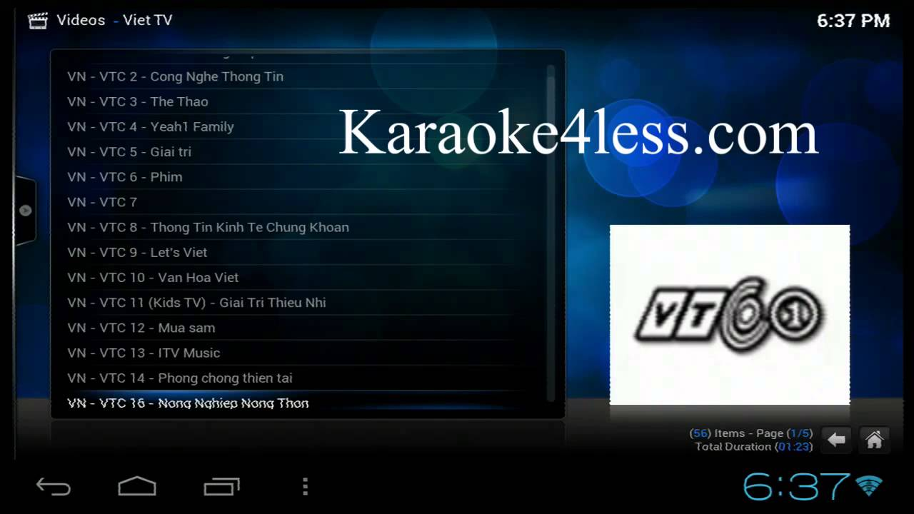 how to connect karaoke to smart tv
