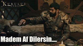 Dündar Bey, Osman Bey'in elini öpüyor! - Kuruluş Osman 41. Bölüm