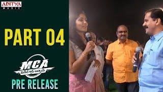 MCA Pre Release Event Part 4 || Nani, Sai Pallavi || DSP || Dil Raju || Sriram Venu