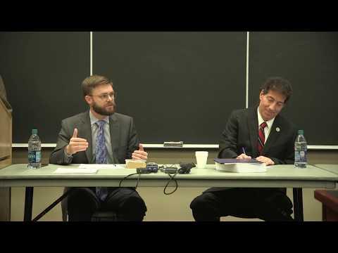 "Rep. Jamie Raskin and Trent England Debate ""Electoral College v. Popular Vote"""