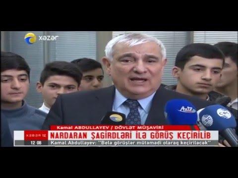 Akademik Kamal Abdullayev Nardaranlı...