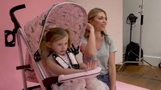 Catwalk collection by Abbey Clancy and the Pink Bows MB51