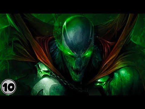 Top 10 Superheroes Who Got Their Powers From The Supernatural