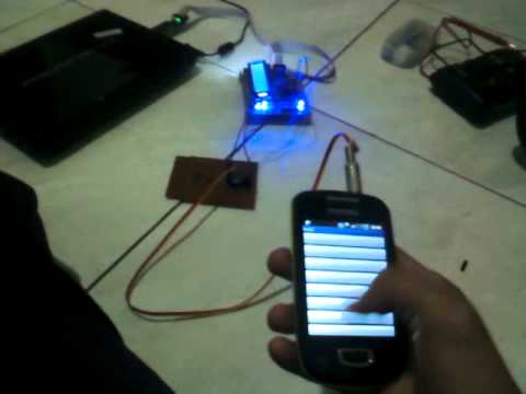 data communication between android and microcontroller directly youtube. Black Bedroom Furniture Sets. Home Design Ideas