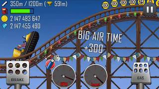 HILL CLIMB RACING BEST VEHICLE FOR SEASONS UNBLOCKED-ANDROID GAMEPLAY