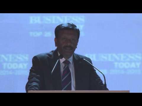 Number 7, Lanka Orix Leasing Company - Kapila Jayawardena, Managing Director/CEO