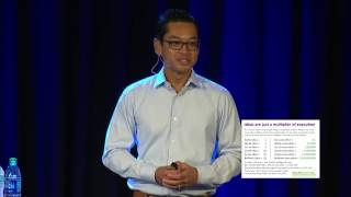 Chau Nguyen, Founder And Ceo Of Hirewire, Speaks At Ung's Startitup Conference