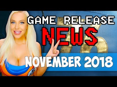FALLOUT 76, SPYRO REMASTERED, PIKACHU GO! - Game Release News: NOVEMBER 2018