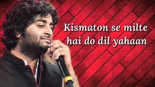 Har Kisi Ko Nahi Milta Lyrics | Boss | Arijit Singh, Neeti Mohan | Akshay Kumar, Sonakshi Sinha |