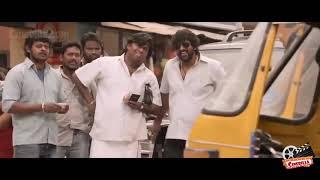 Dhanush mass scene in maari movie