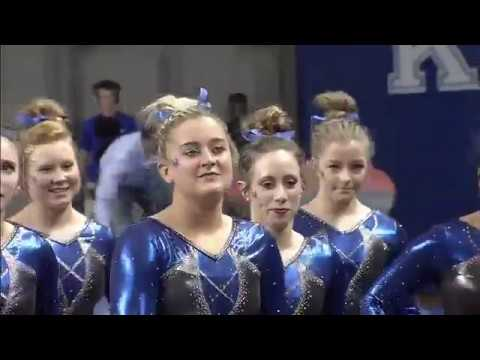 College Gymnastics - 2017-02-24 - Kentucky Quad Meet