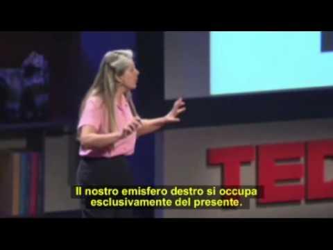 Jill Bolte Taylor (ITA): la storia del mio ictus (01/02)