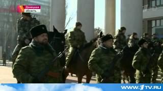 23 03 2015  На Украине вступает в силу закон об особом статусе Донбасса