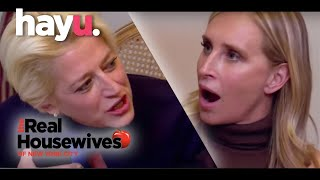 Dorinda Doesn't Hold Back Against Sonja | The Real Housewives of New York