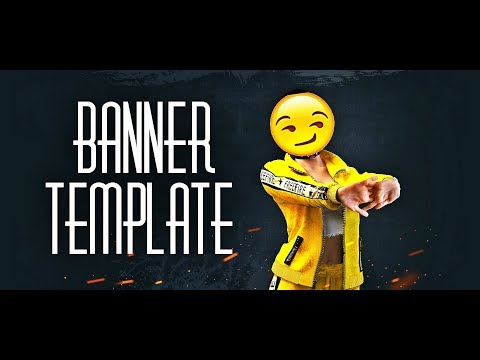 //Banner Template//Free fire #1