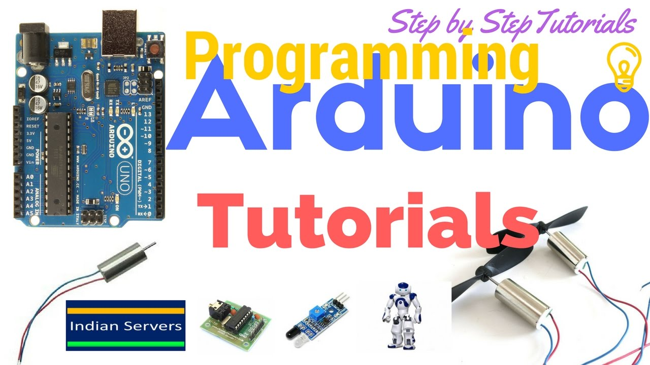 Basics of arduino board explanation and getting started