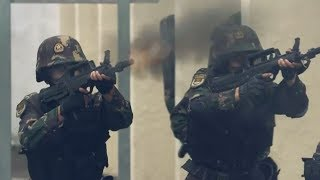 China's Hong Kong army release threatening video amid mass protests