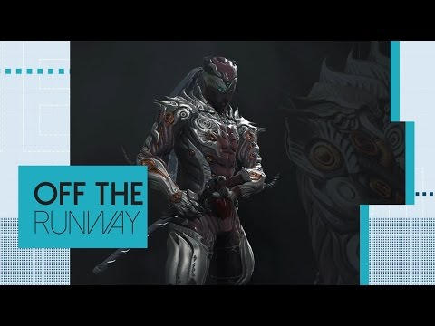 Warframe: Off The Runway - Koga Ash