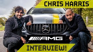 Chris Harris on the Fate of AMG, Influencers + more! With Mr.AMG