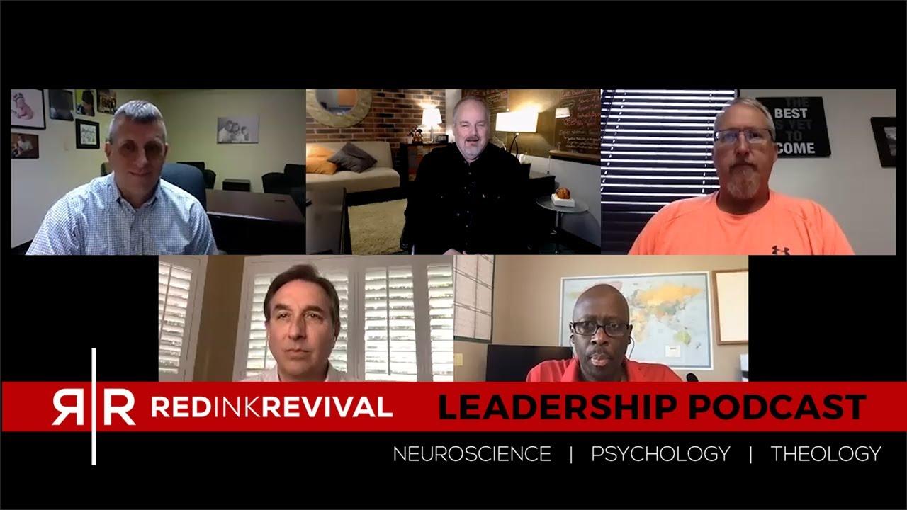 18. THE BONUS - Red Ink Revival Alumni Pastors - Embodying Revival a Leadership Revival